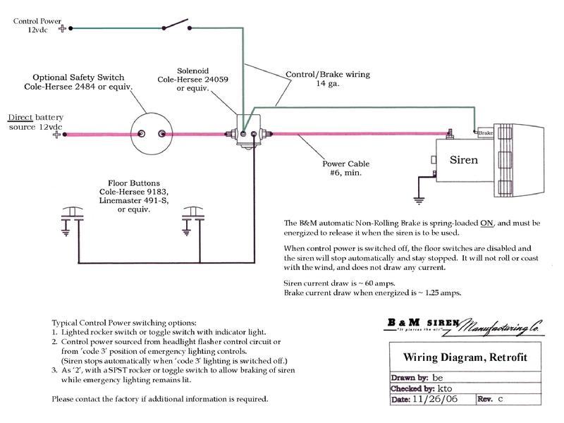 800_Wiring_diag_retro_c pa300 siren wiring harness diagram wiring diagrams for diy car federal signal 650 series wiring diagram at eliteediting.co